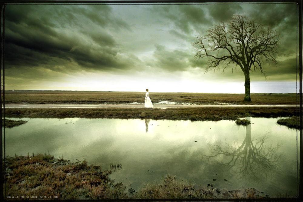 Fotokunsteriske bryllupsbilleder