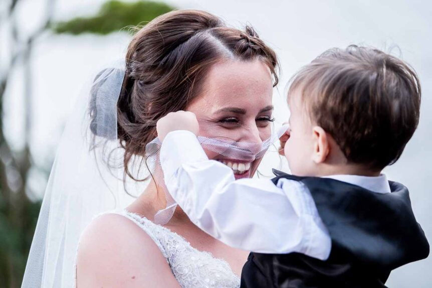 Gode råde om børn til brylluppet